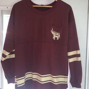 Rue 21 oversized long sleeve sweater, size L